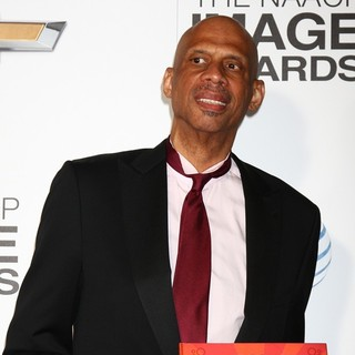 Kareem Abdul Jabbar in The 44th NAACP Image Awards