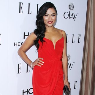 Karen David in 2015 Elle Women in TV Event - Arrivals