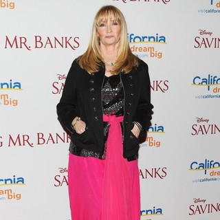 Karen Dotrice in Saving Mr. Banks Los Angeles Premiere