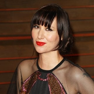 Karen O, Yeah Yeah Yeahs in 2014 Vanity Fair Oscar Party