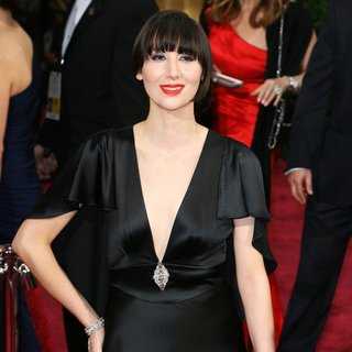 Karen O, Yeah Yeah Yeahs in The 86th Annual Oscars - Red Carpet Arrivals