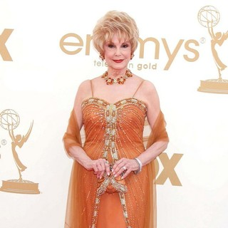 Karen Sharpe in The 63rd Primetime Emmy Awards - Arrivals