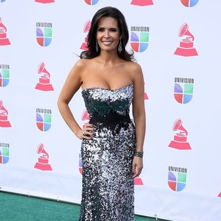 Karent Sierra in 13th Annual Latin Grammy Awards - Arrivals