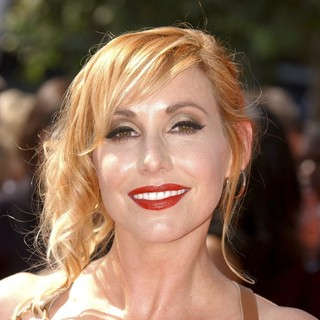 Kari Byron in 2011 Primetime Creative Arts Emmy Awards - Arrivals