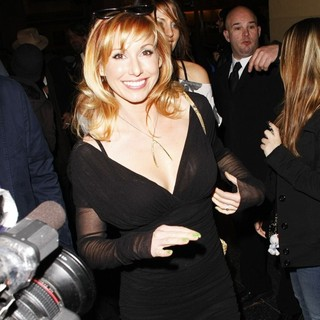 Kari Byron in Premiere of Columbia Pictures The Green Hornet - Arrivals