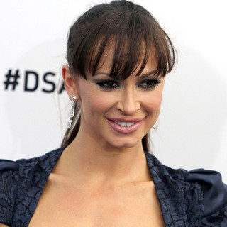 Karina Smirnoff in The DoSomething.org and VH1's 2012 Do Something Awards