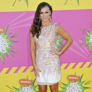 Karina Smirnoff in Nickelodeon's 26th Annual Kids' Choice Awards - Arrivals