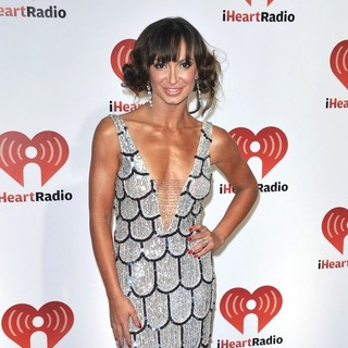 Karina Smirnoff in iHeartRadio Music Festival - Day 2