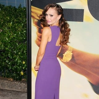 Karina Smirnoff in World Premiere of 2 Guns - Arrivals