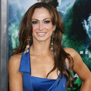 Karina Smirnoff in Los Angeles Premiere of Warner Bros. Pictures Green Lantern
