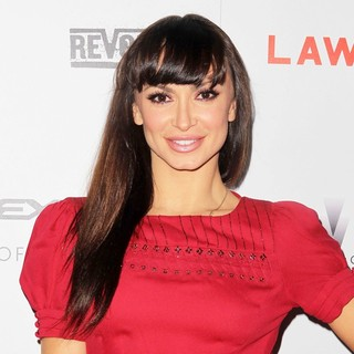 Karina Smirnoff in The Premiere of Lawless