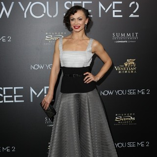 Karina Smirnoff - World Premiere of Now You See Me 2 - Arrivals
