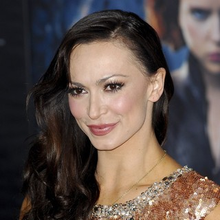 Karina Smirnoff in World Premiere of The Avengers - Arrivals
