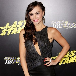 Karina Smirnoff in The World Premiere of The Last Stand