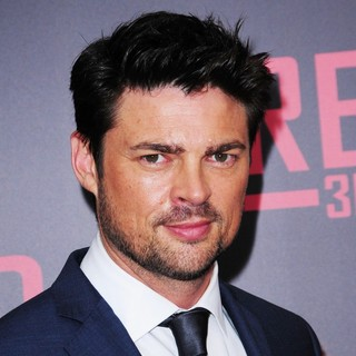 Karl Urban in Dredd New York Screening