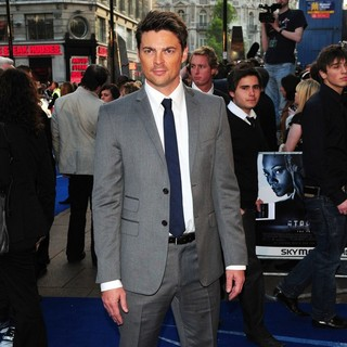 Karl Urban in UK Film Premiere of Star Trek - Arrivals