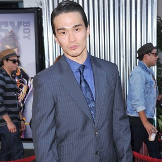 Karl Yune in Los Angeles Premiere of Real Steel