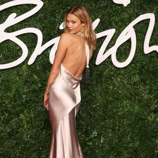The British Fashion Awards 2014 - Arrivals