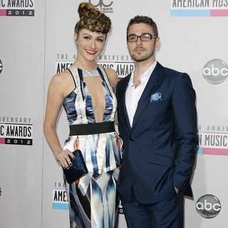 Karmin in The 40th Anniversary American Music Awards - Arrivals