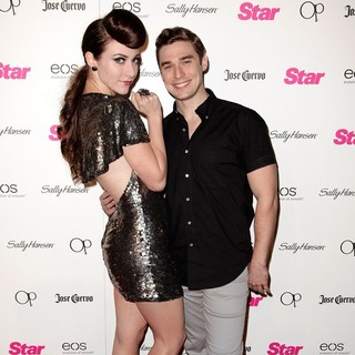 Karmin in Star Magazine's All Hollywood Event - Arrivals