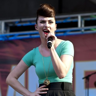 Amy Heidemann, Karmin in B96 Pepsi Summerbash