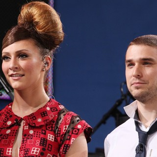 Karmin in Karmin Perform Live as Part of Good Morning America's Summer Concert Series