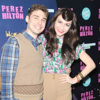 Karmin in Opensky Presents Perez Hilton's One Night in New York City