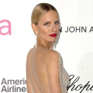Karolina Kurkova in The 20th Annual Elton John AIDS Foundation's Oscar Viewing Party - Arrivals