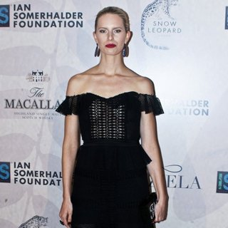Karolina Kurkova-Ian Somerhalder Foundation Benefit