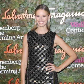 Karolina Kurkova in Opening Night Gala of The Wallis Annenberg Center for The Performing Arts