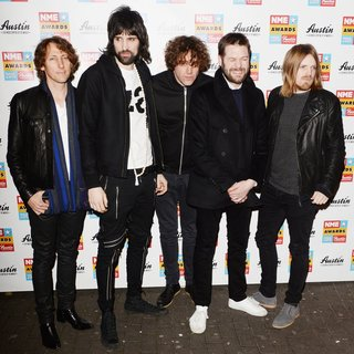 2015 NME Awards - Arrivals