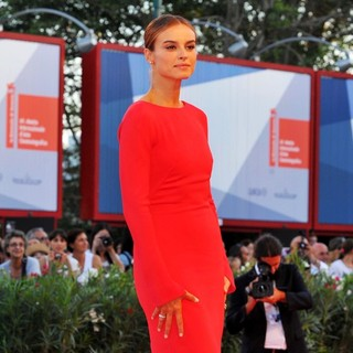 Kasia Smutniak in The 69th Venice Film Festival - The Reluctant Fundamentalist - Premiere - Red Carpet