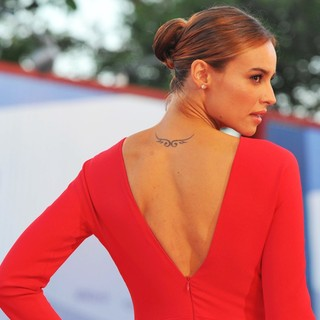 The 69th Venice Film Festival - The Reluctant Fundamentalist - Premiere - Red Carpet - kasia-smutniak-69th-venice-film-festival-02