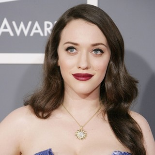 Kat Dennings in 55th Annual GRAMMY Awards - Arrivals