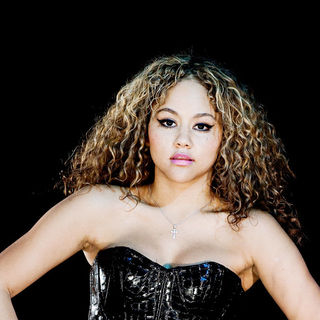 "Kat DeLuna in Kat Deluna Shooting Her New Video for Her Song ""Party O'Clock"""