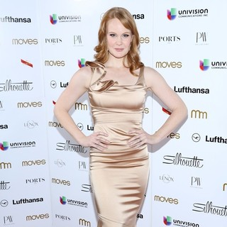 Kate Baldwin in New York Moves Magazine's 10th Anniversary Power Women Gala