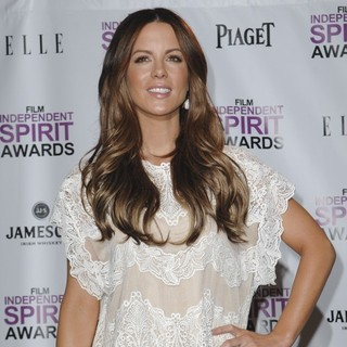 Kate Beckinsale in Piaget at The 2012 Film Independent Spirit Awards Nominations Press Conference