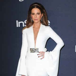 Kate Beckinsale in 21st Annual Warner Bros. and InStyle Golden Globe After Party