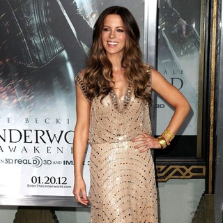 Kate Beckinsale in Premiere of Screen Gems' Underworld: Awakening - Arrivals