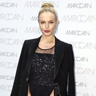 Kate Bosworth-Marc Cain Fashion Show at The Mercedes-Benz Fashion Week 2017