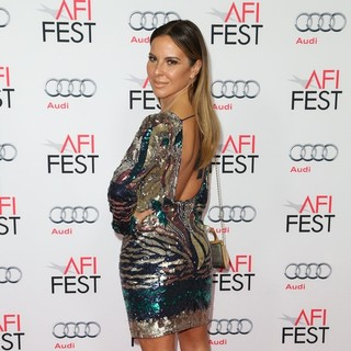 Kate del Castillo in AFI FEST 2015 - Gala Screening of The 33 - Red Carpet Arrivals