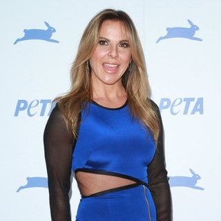 Kate del Castillo in PETA's 35th Anniversary Bash