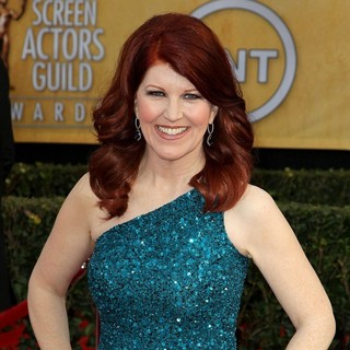 Kate Flannery in 19th Annual Screen Actors Guild Awards - Arrivals