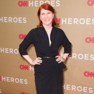 Kate Flannery in 2011 CNN Heroes: An All-Star Tribute