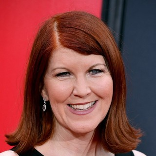 Kate Flannery in New York Premiere of The Heat - Red Carpet Arrivals