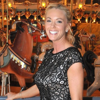 Kate Gosselin in The American Red Cross Red Ball Gala