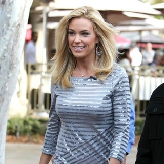 Kate Gosselin in Kate Gosselin at The Grove to Appear on The Entertainment News Show Extra