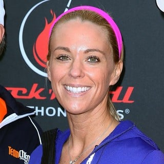 Kate Gosselin in 2012 Zappos.com Rock 'n' Roll Marathon and Half Marathon