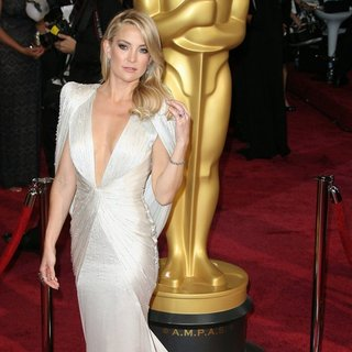 Kate Hudson in The 86th Annual Oscars - Red Carpet Arrivals
