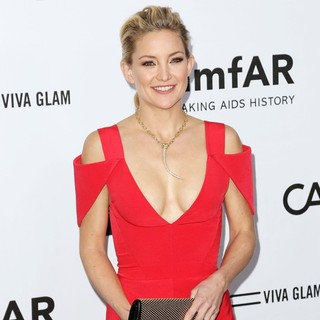 Kate Hudson in amfAR 3rd Annual Inspiration Gala